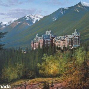 Banff Springs Hotel M