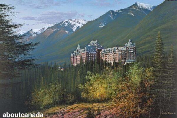 Banff Springs Hotel David Dasse