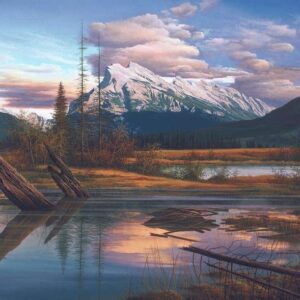 Mount Rundle M